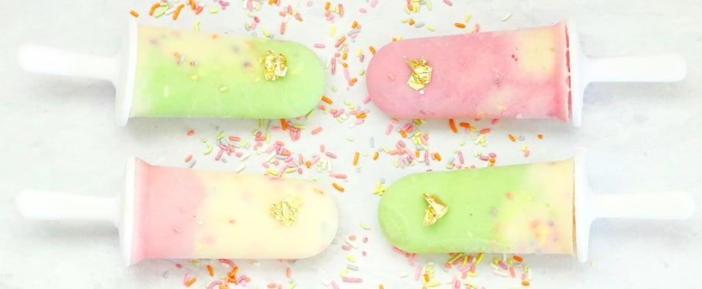 Halo Top Ice Cream Pops Recipe