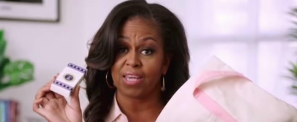 Watch Michelle Obama's Interview on The Ellen DeGeneres Show