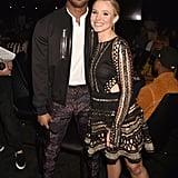 Michael B. Jordan and Kristen Bell