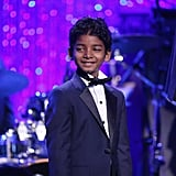 Pictured: Sunny Pawar