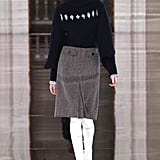 Victoria Beckham Fall/Winter 2020: Cutout Knitwear