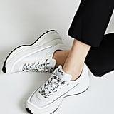 A.P.C. Running Mesh Sneakers