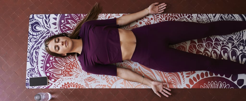 How Practicing Yogic Sleep Relieves My Stress