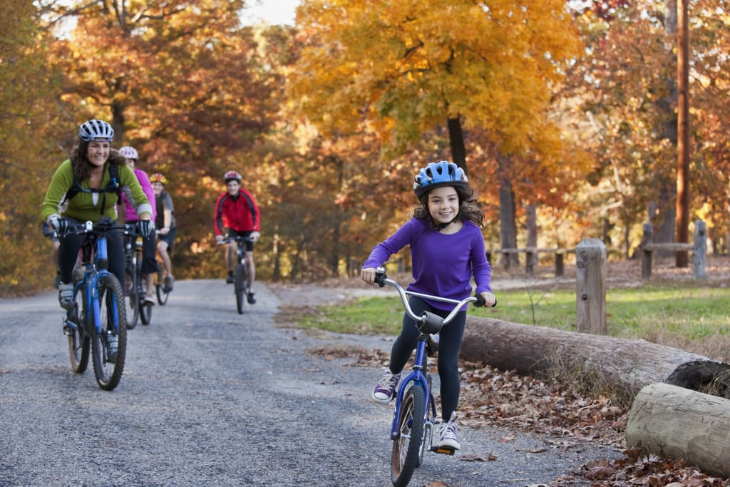Going on Family Bike Rides