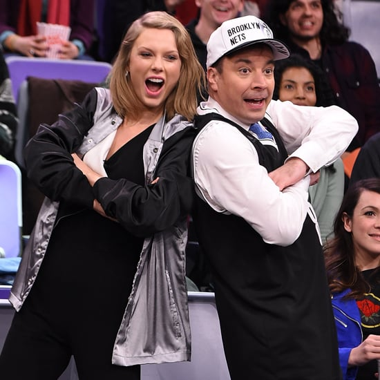 Taylor Swift and Jimmy Fallon Dancing Video