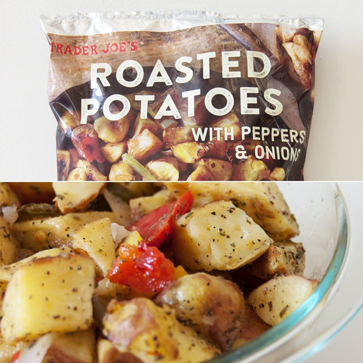 Pick Up: Roasted Potatoes With Peppers & Onions ($3)