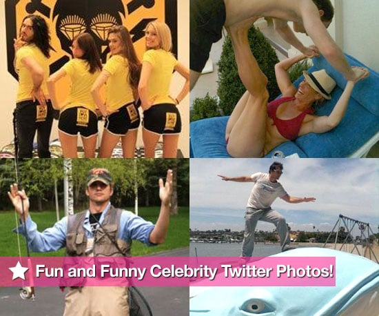 Fun and Funny Celebrity Twitter Photos 2010-06-03 10:30:03