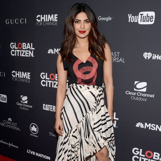 Priyanka Chopra's Skirt at The Global Citizen Festival 2016