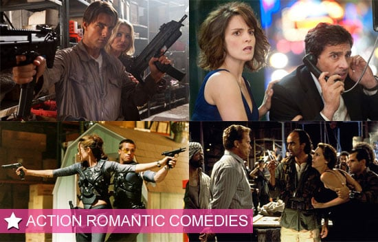 difference between action movies and romantic movies I studied 422 rom-coms and romantic movies, looking at the actors' ages  on  average, the age difference between 1984-2014 is 4 years, 6 months and  co- stars (answer: 45 years older) and whether male action stars are.