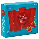 Simply Balanced Strawberry Fruit Strips