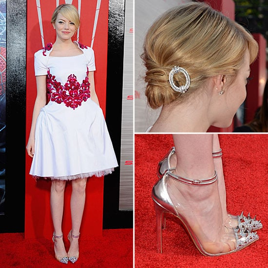 See Emma Stone's Perfect Style at The Amazing Spider-Man LA Premiere