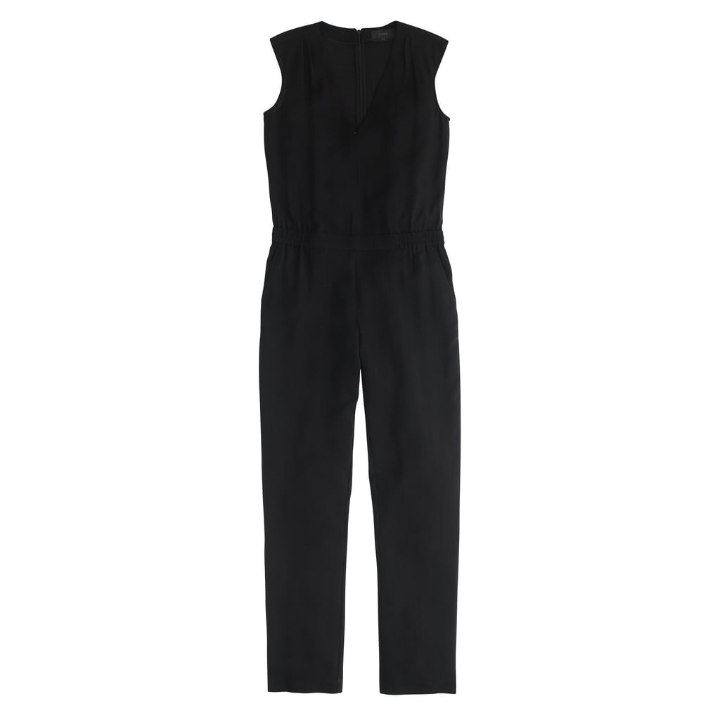 J.Crew Black Jumpsuit