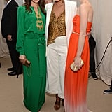Louise Roe, Erin Fetherston, and Rachel Roy