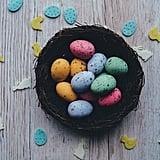 Dye eggs.