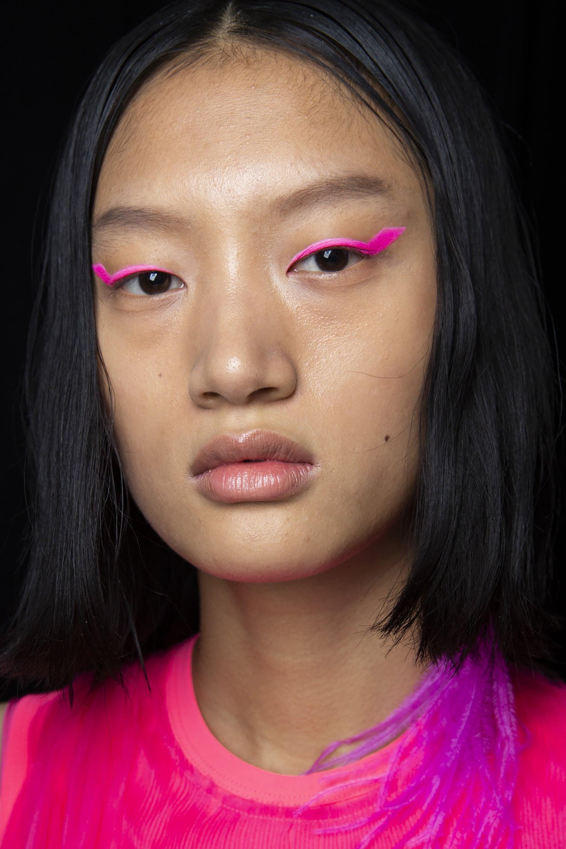 Beauty Trends 2020.Spring 2020 Runway Beauty Trends Shocks Of Neon The Best