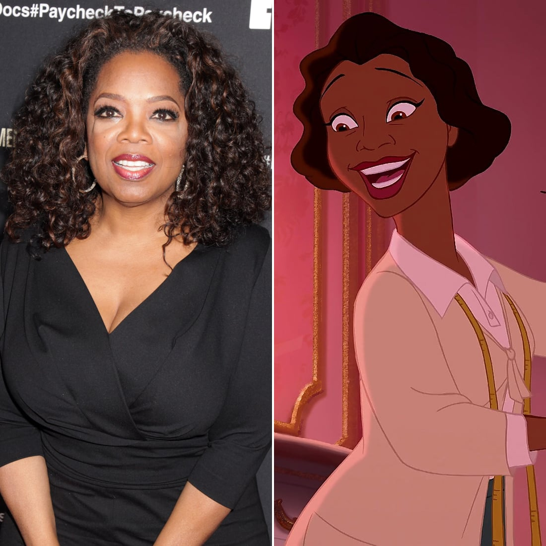 Oprah Winfrey Eudora In The Princess And The Frog Disney