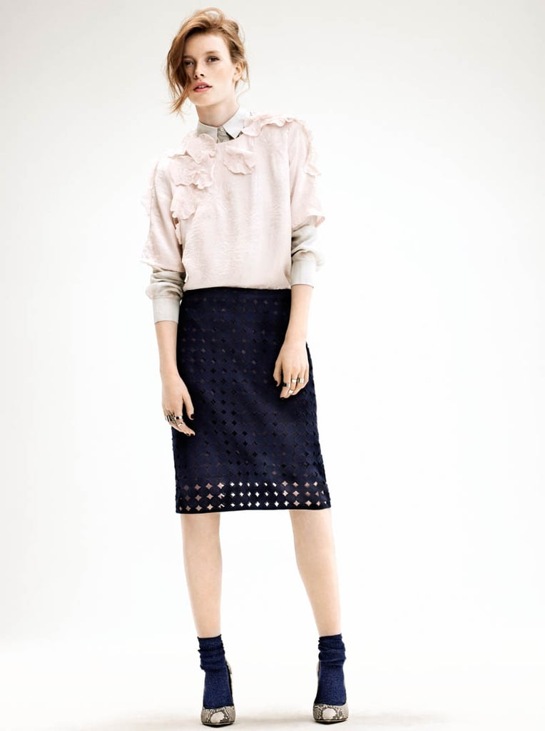 H&M Looks to the Far East For Summer '13