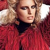 Anna Dello Russo for Macy's Ad Campaign