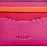 Coach Flat Card Case (£70)