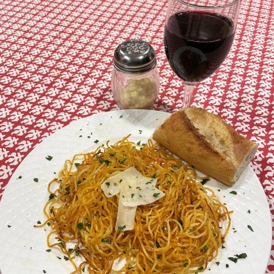 Fried Spaghetti Recipe with Photos
