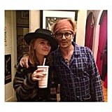 Which May Have to Do With Her Dad, Johnny Depp
