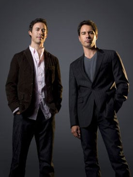 Eric McCormack and Tom Cavanagh Want You to Trust Them