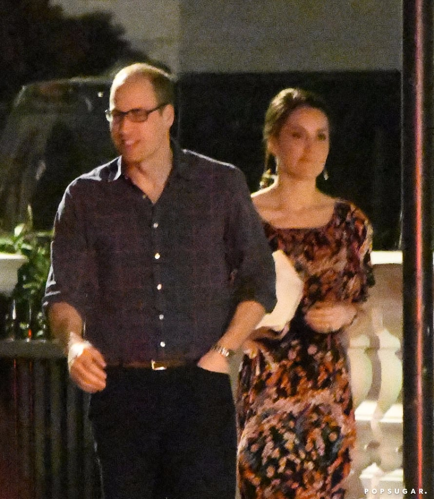 prince william and kate middleton leaving pippas house
