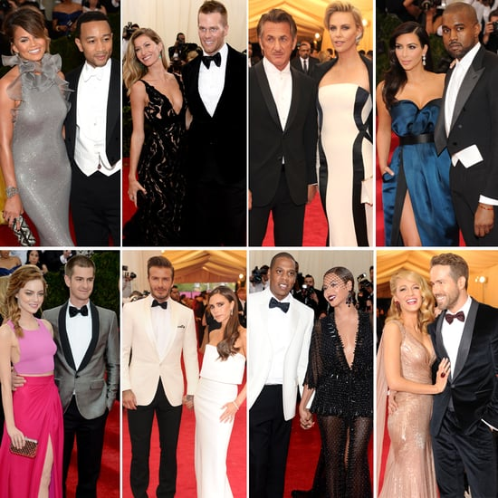 Met Gala Couples 2014