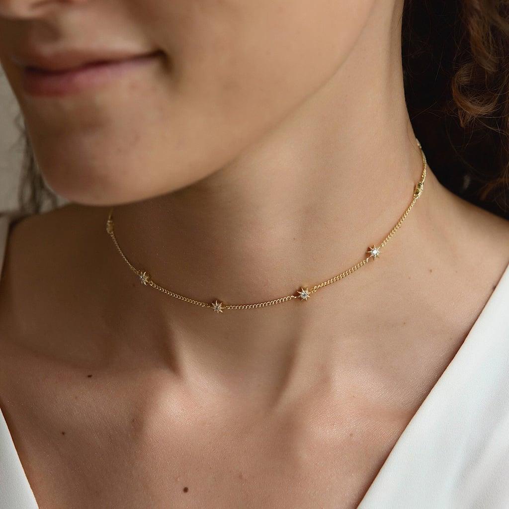 AMYO Jewelry Stella Starburst Choker