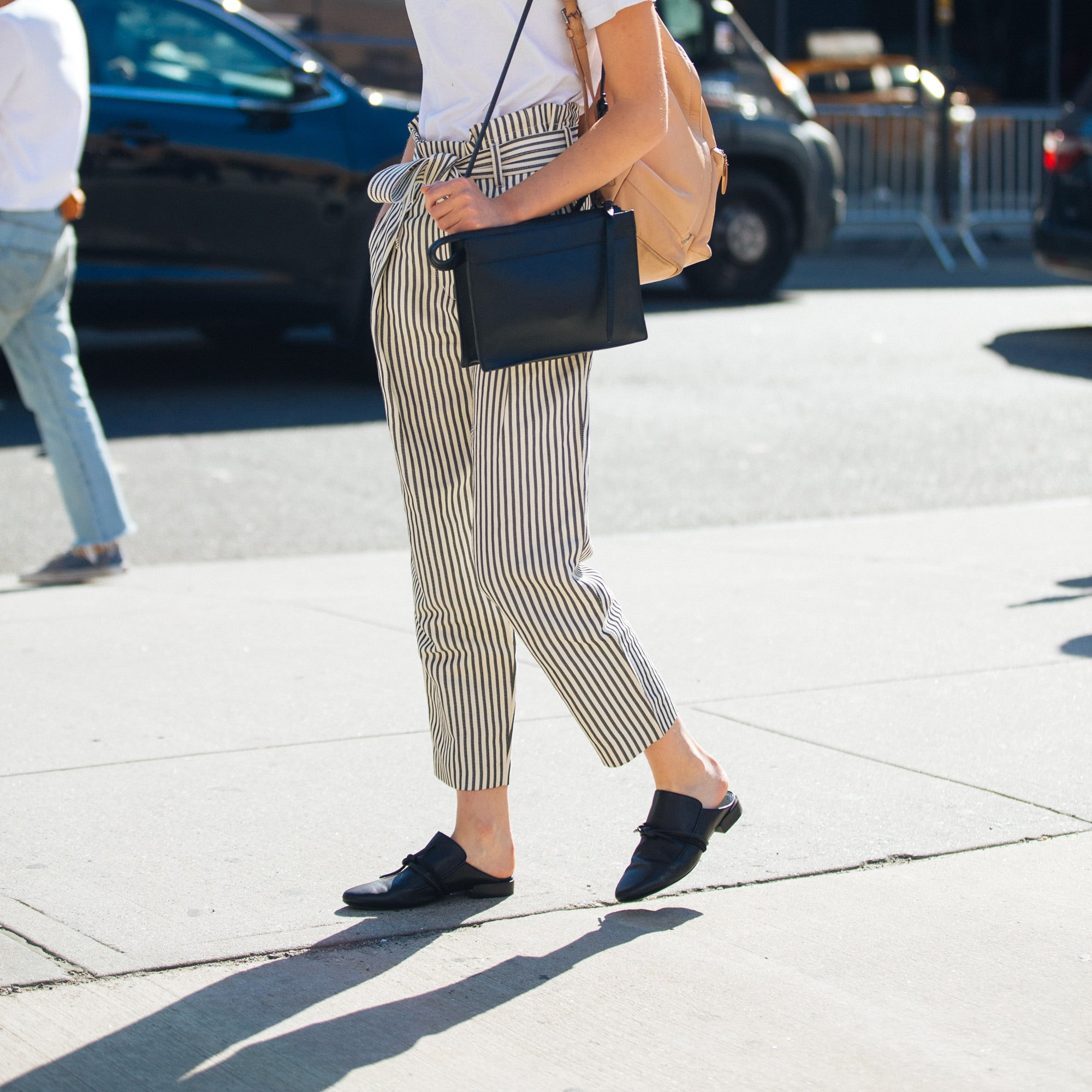 Cute Mules From Old Navy   POPSUGAR Fashion