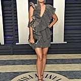 Maria Sharapova at the 2019 Vanity Fair Oscar Party