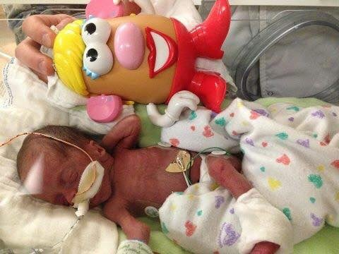 The Reason This Family Brought Mr. Potato Head Toys to the NICU Is Beyond Sweet