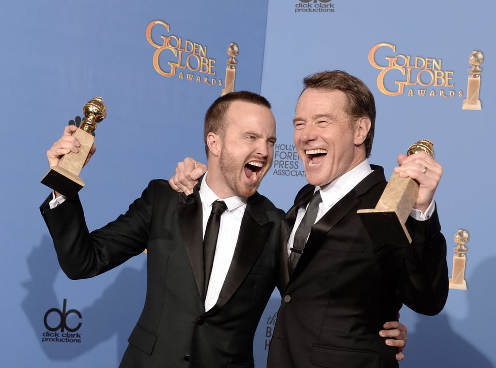 "These Pics of Aaron Paul and Bryan Cranston Over the Years Will Make You Say, ""Yeah, B*tch!"""