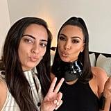 Kim Kardashian On SKIMS and How Shapewear Makes Her Feel