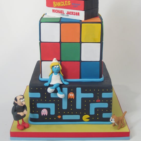 Geeky Desserts, Cupcakes, and Cakes