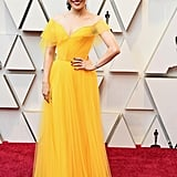 Constance Wu at the 2019 Oscars