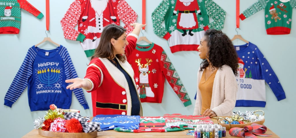 Ugly Sweater DIY Tips for a Holiday Party