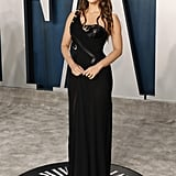 Olivia Munn at the Vanity Fair Oscars Afterparty 2020