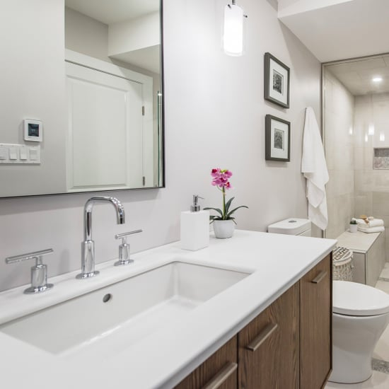 Luxurious Bathroom Updates