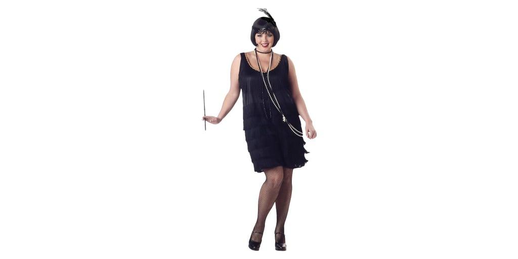 Flapper Fashion Adult Costume