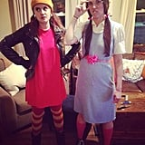 Gretchen and Spinelli