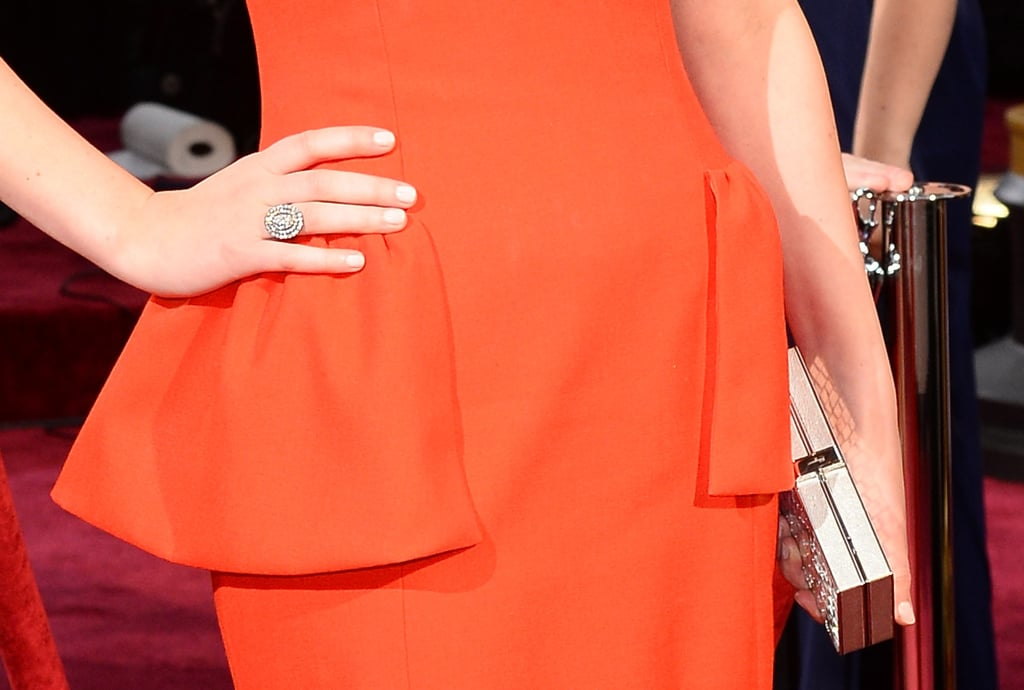 Jennifer Lawrence's Jewelry at the Oscars