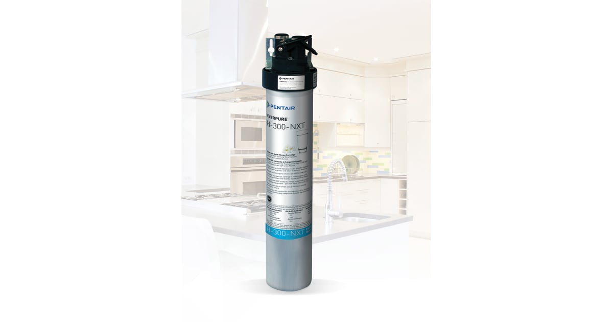 Pentair Everpure Water Filtration Systems Eco Friendly