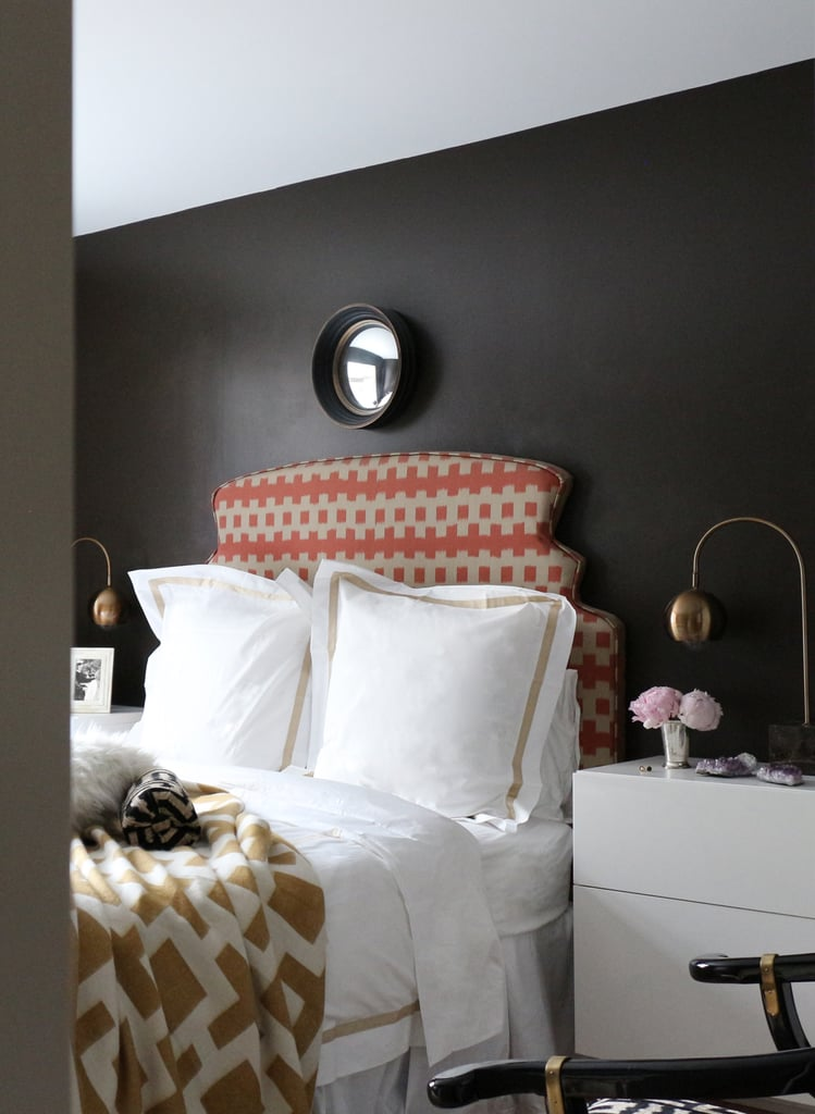 """I absolutely love dark, glossy walls,"" admits Victoria ..."