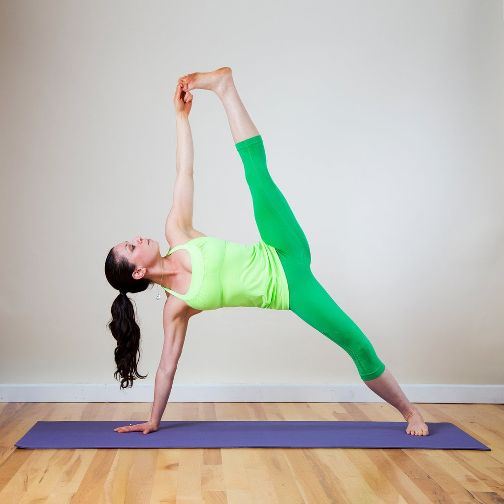 Sage | Stretches to Help You Do The Splits | POPSUGAR Fitness