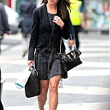 Pippa Middleton Exercises and Heads to Work While Planning a Tropical Getaway