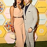 They Made Their Red Carpet Debut as Husband and Wife at a Bumble Event in New Delhi