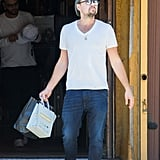 """I'm Going Shopping"" Leo"