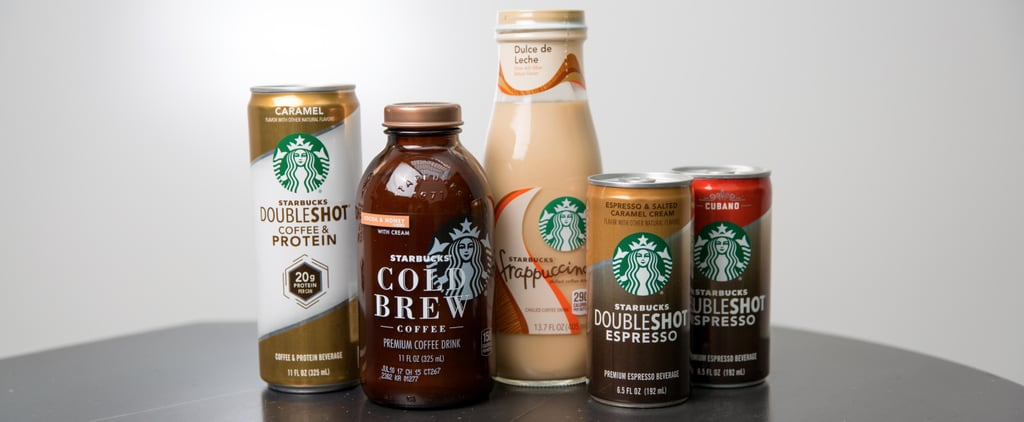 New On-the-Go Starbucks Drinks Will Perk Up Your Morning Routine