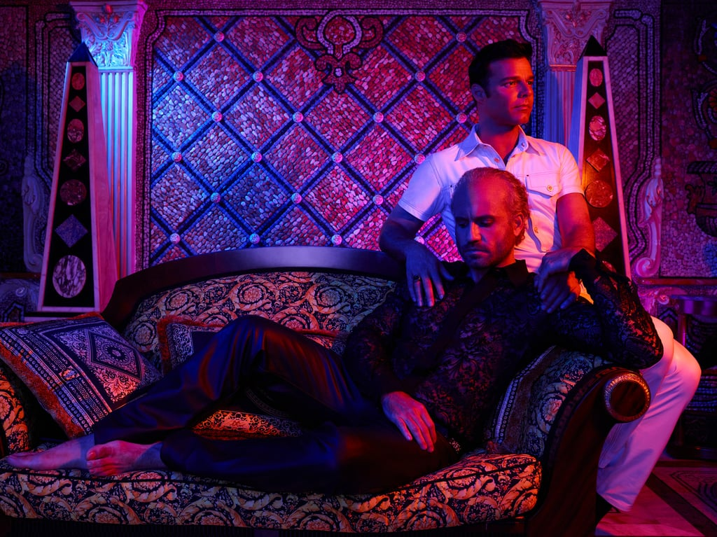 The Assassination of Gianni Versace Cast